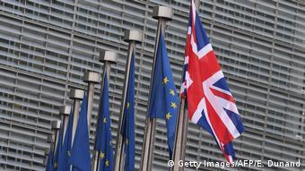 Symbolbild Brexit | Europäische Kommission in Brüssel