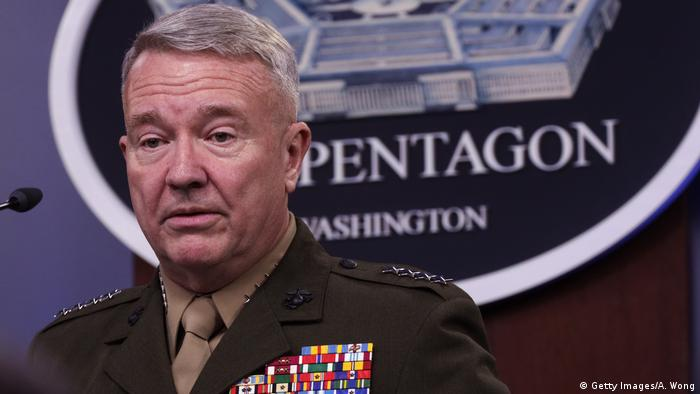 USA | General Kenneth McKenzie (Getty Images/A. Wong)