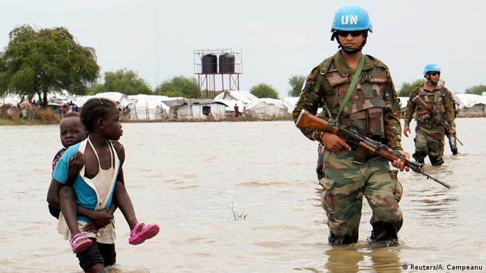 Sudan Überschwemmungen (Reuters/A. Campeanu)