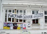 圣保利区反对地产投机的抗议标语