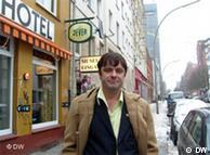 """""""有权拥有城市""""行动联盟发言人Christoph Schäfer"""