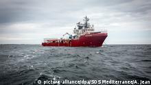 Rettungsschiff «Ocean Viking»