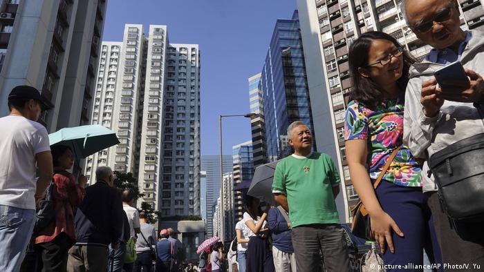Hongkong Lokalwahlen