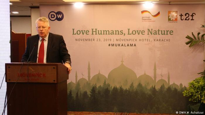 Pakistan Karatschi Eco Islam Konferenz (DW/A.W. Achakzai)
