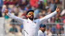 Cricket Testspiel Indien vs Bangladesch