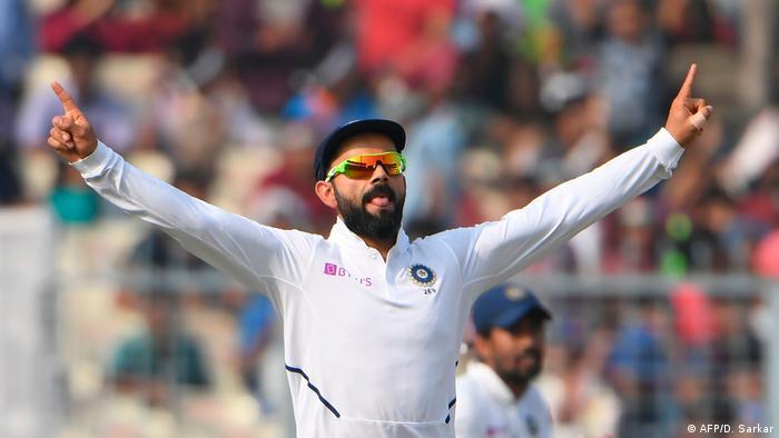 Cricket Testspiel Indien vs Bangladesch (AFP/D. Sarkar)