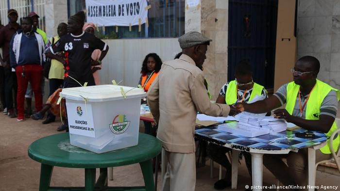 Guinea Bissau Wahlen (picture-alliance/Xinhua News Agency)