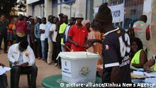 Guinea Bissau Wahlen