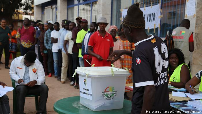 Guinea Bissau Wahlen (picture-alliance/Xinhua News Agency)