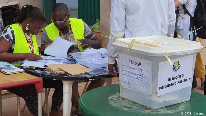 Wahlen in Guinea-Bissau