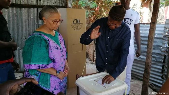 Carlos Gomes Júnior Guinea Bissau Wahlen