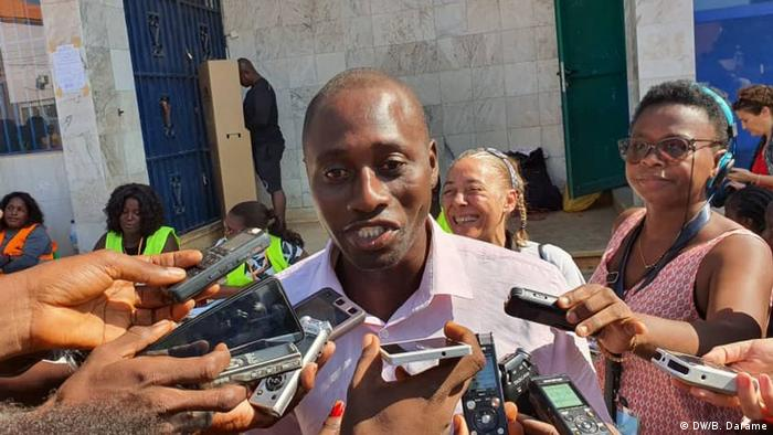 Gabriel Indi PUSD Guinea Bissau