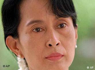 Aung San Suu Kyi - ap