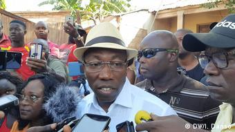 Domingos Simões Pereira PAIGC Guinea Bissau