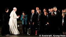 Japan | Papst Franziskus in Hiroshima