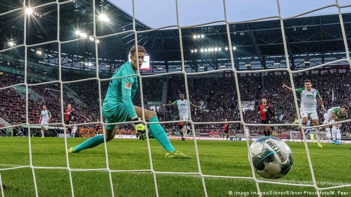 Augsburg 4 – 0 Hertha Berlin