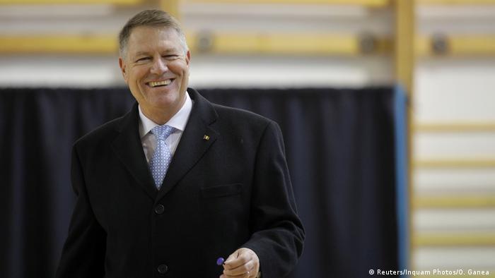 Rumänien | Wahlen | Klaus Iohannis