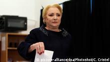 Rumänien | Wahlen | Viorica Dancila