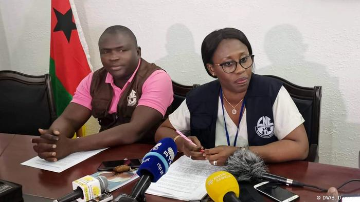 Guinea-Bissau | Felisberta Moura Vaz | CNE (DW/B. Darame )