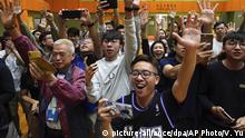 Hong Kong | Regionalwahlen