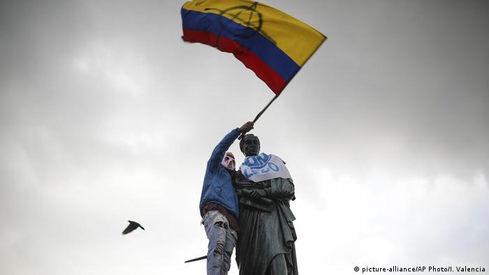 Kolumbien Proteste