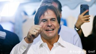 Uruguay Luis Lacalle Pou (Reuters/M. Greif)