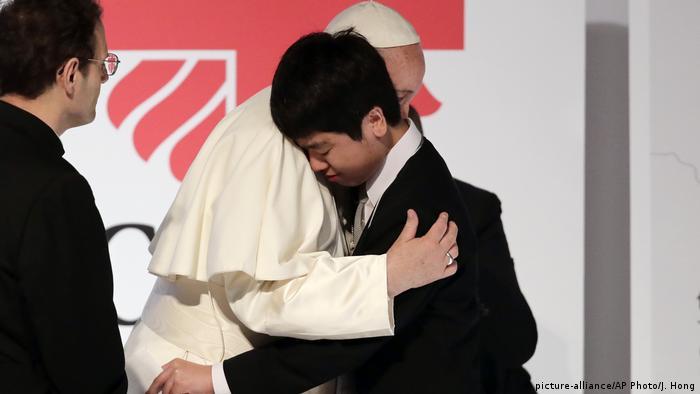 Papst Franziskus in Japan