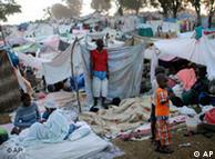 海地重建家园的工作还要依靠当地民众