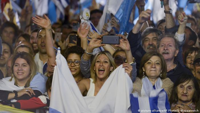 La coalición multicolor tiene mayoría absoluta en el Parlamento uruguayo