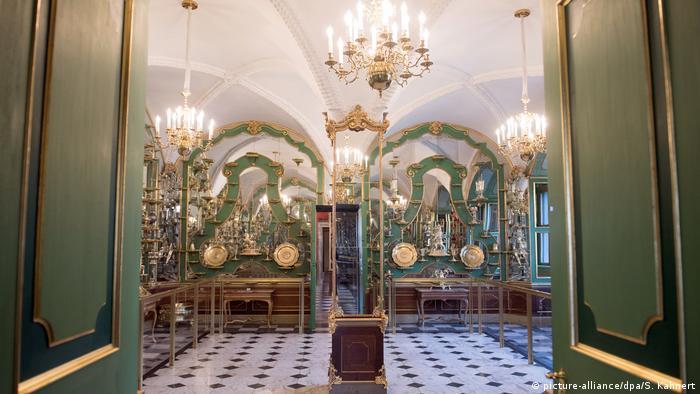 В музее Зеленый свод (фото из архива)