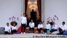 Indonesia Jakarta - Expertenteam von Präsident Joko Widodo - Belva Devara - CEO Ruangguru