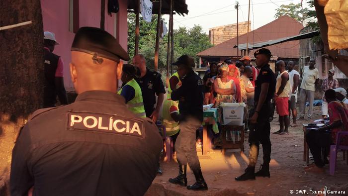 Guinea-Bissau Präsidentschaftswahl