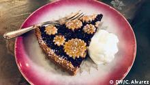 DW Sendung Con sabor y saber Linzer Torte