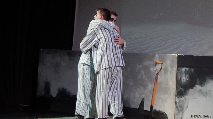 Scena iz kazališnog komada