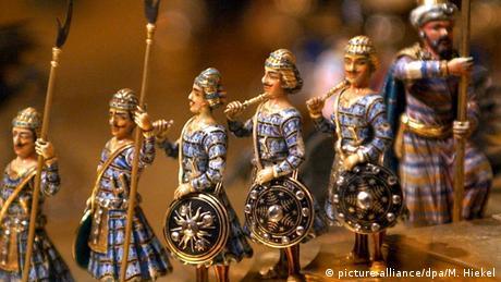 Grünes Gewölbe Dresden - Prunkstücke der historischen Sammlung