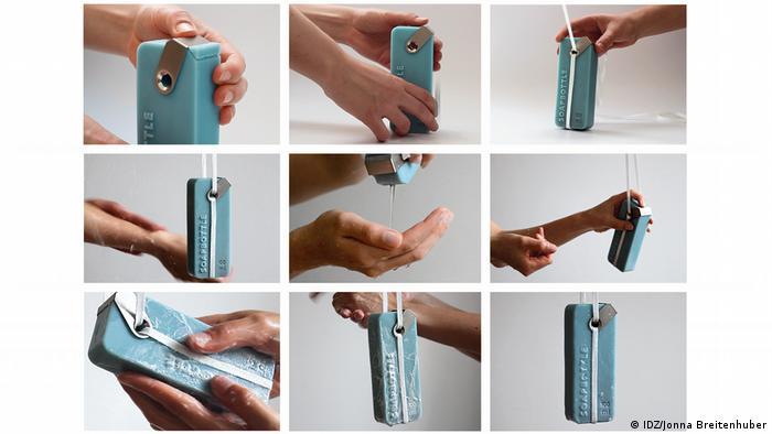 Varias imágenes del producto.