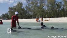 DW Sendung The 77 Percent | Burkini Island