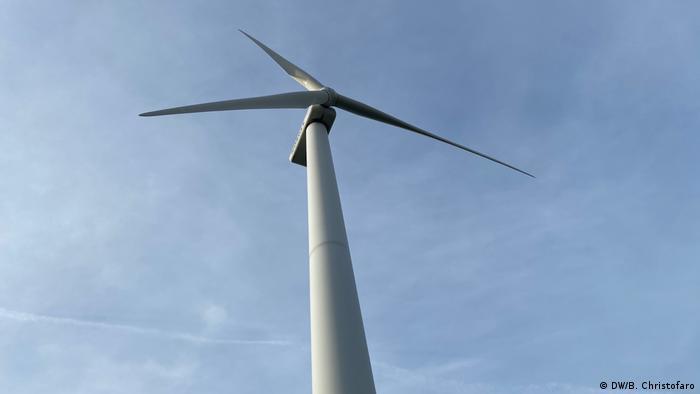 Le projet grec prévoit l'installation de 640 éoliennes