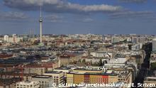 Deutschland Aussichtspunkte in Berlin Panoramapunkt