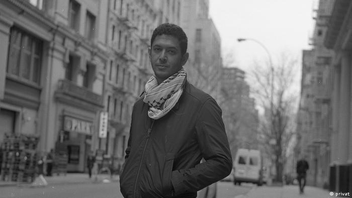 Mada Masr journalist Sharif Abdel Kouddous