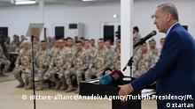 Katar Recep Tayyip Erdogan, Präsident Türkei | Combined Joint Force Command