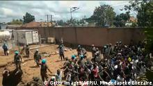 Demokratische Republik Kongo | Überfall auf UN-Lager in Beni