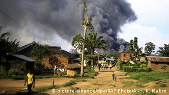 Demokratische Republik Kongo   Überfall auf UN-Lager in Beni