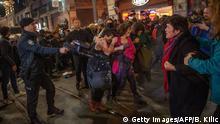 Türkei | Demonstration gegen Gewalt an Frauen in Istanbul