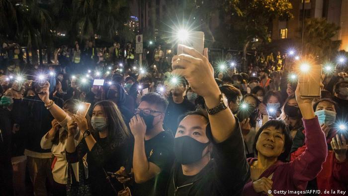 Hong Kong | Proteste | Polytechnic University