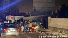 Albanien Erdbeben