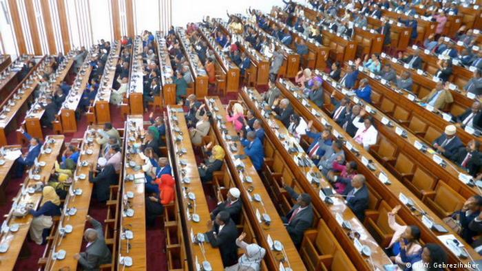 Äthiopien Addis Ababa | Parlament diskutiert Anti-Hassrede und Missinformationsgesetz