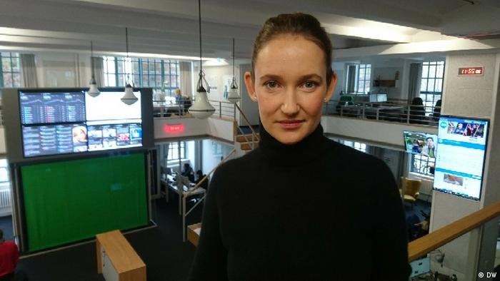 Diandra Donecker, experta en arte, trabaja para la casa de subastas Grisebach.