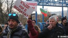 Prosteste wegen Wasserknappheit in der bulgarischen Stadt Pernik