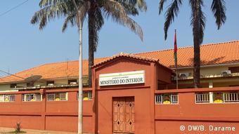 Ministry of the Interior Innenministerium Guinea-Bissau